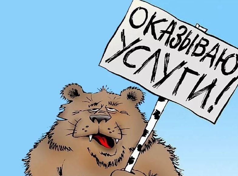 медвежьи услуги